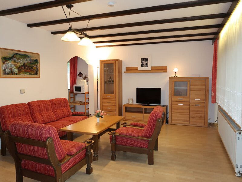 Am Hohen Bogen, holiday rental in Arrach