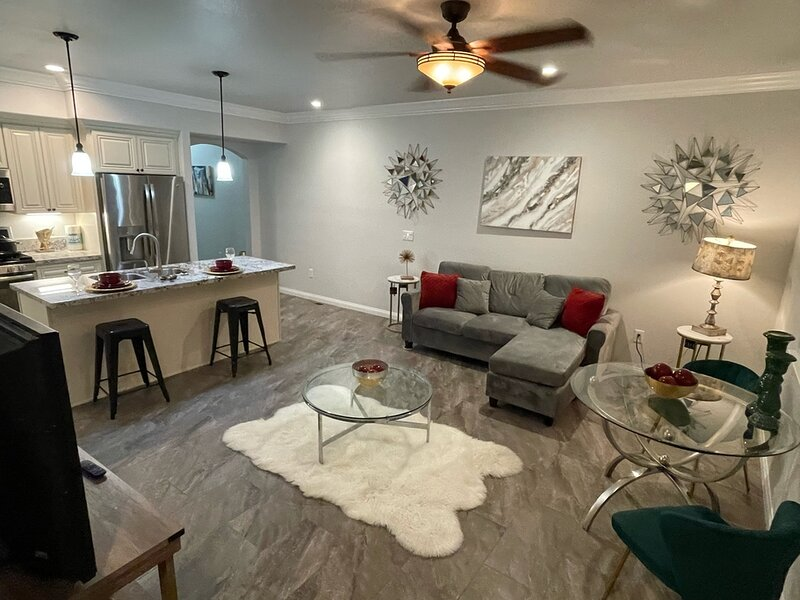 BRAND NEW townhome CARSON CITY 3 bed/2.5 bath 20mins from LAKE TAHOE, location de vacances à New Washoe City
