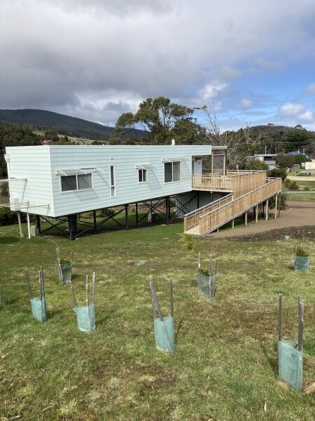 BRUNY OCEAN COTTAGE close to all attractions free continental breakfast, alquiler vacacional en Alonnah