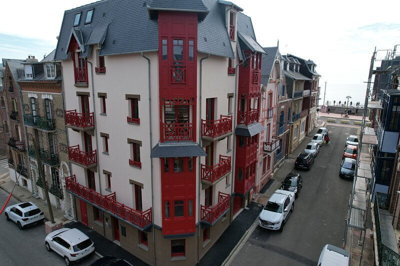 APPARTEMENT DE PLAGES, holiday rental in Mers-les-Bains