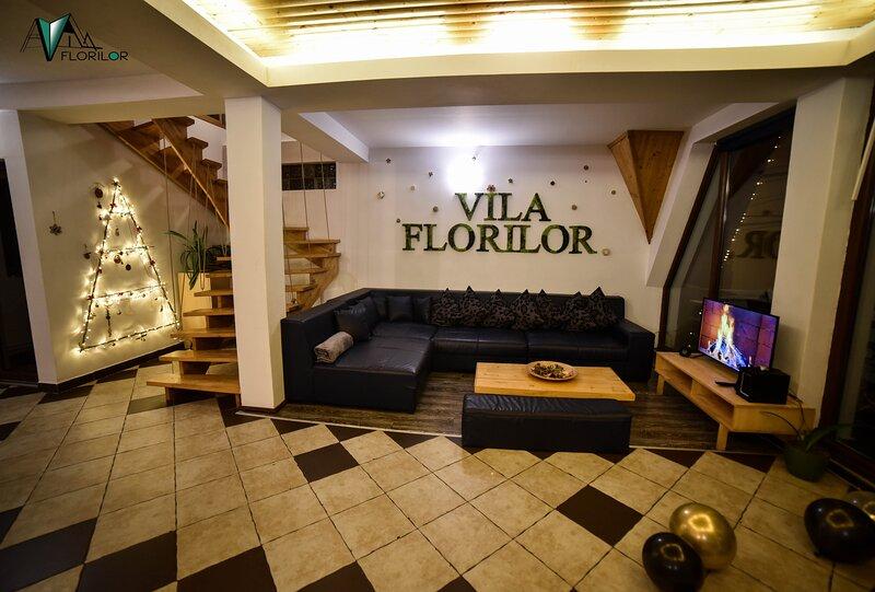 Vila Florilor Busteni- inchiriere integrala, 10 persoane, holiday rental in Pietrosita