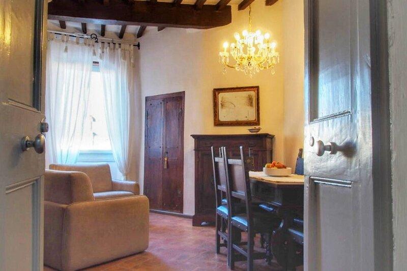 Delicious, cozy apartment in Montefalco, aluguéis de temporada em San Valentino