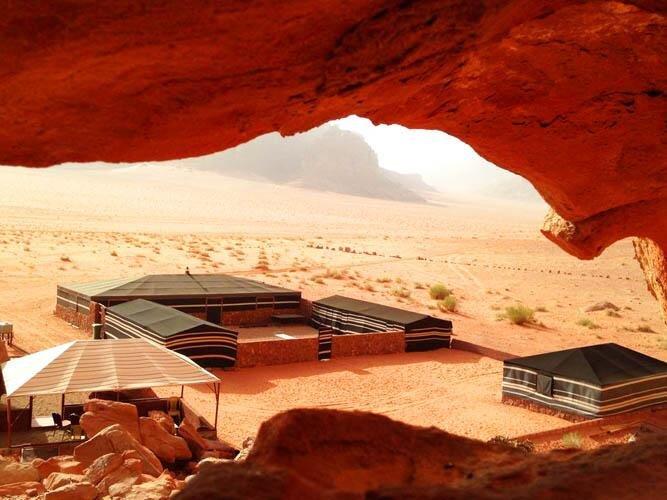 Wadi Rum: Saleh's Safari Camp -- for wadirumtours, holiday rental in Wadi Rum