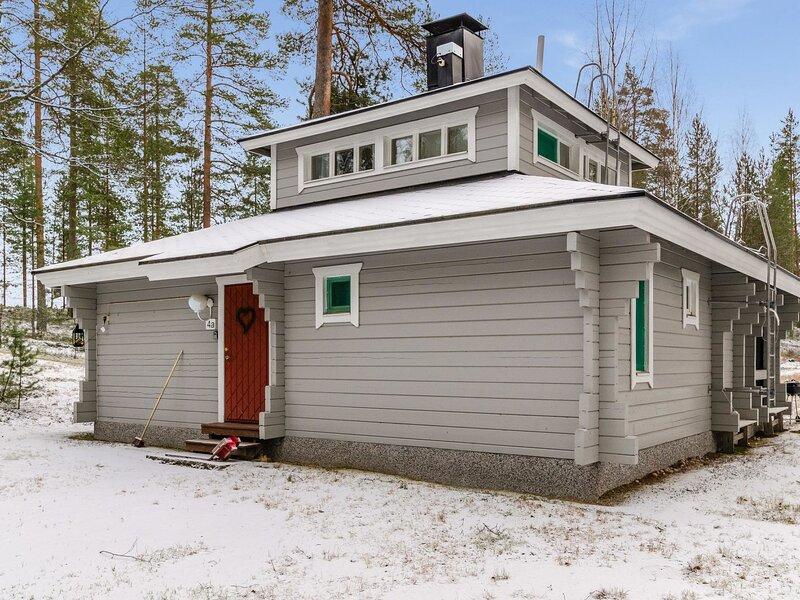 Karjalan veikko 4 a, location de vacances à Loma-Koli