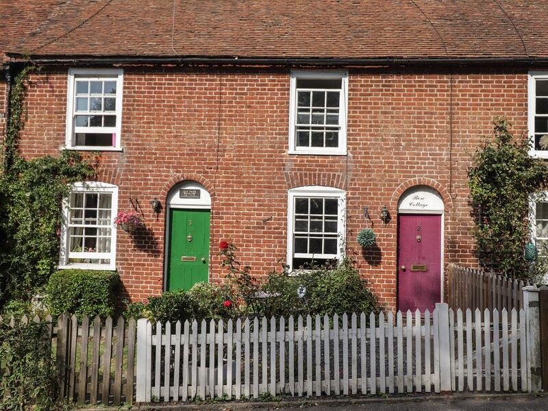 Rose Cottage, Barham, Kent, holiday rental in Stelling Minnis