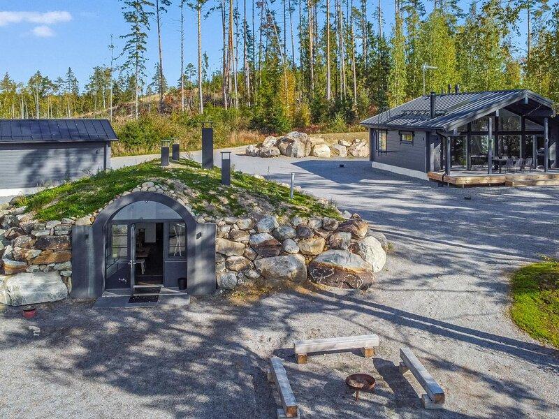 Aurinkoranta, alquiler de vacaciones en Nyystola