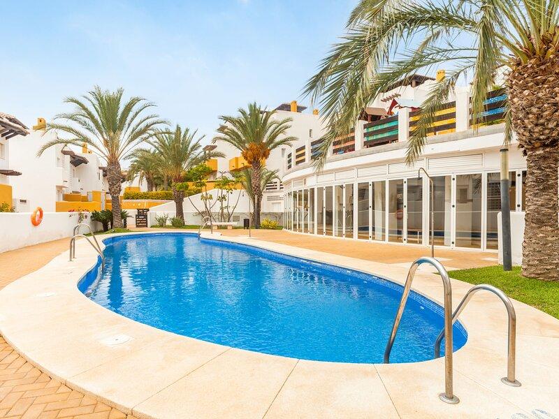 Lomas del Mar V, holiday rental in Huercal-Overa