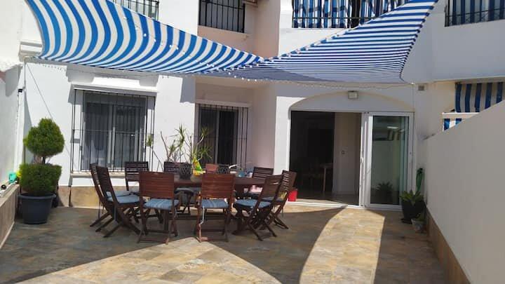 Apartamento accesible, casa vacanza a El Portil