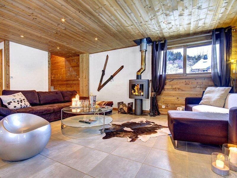Un chalet cosy et confortable dans un lieu exceptionnel – semesterbostad i Montriond