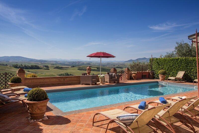 Villa Fabbrica, casa vacanza a Fabbrica