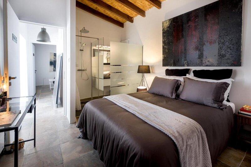 Casa Boho - Suite Therese, aluguéis de temporada em Anafotida