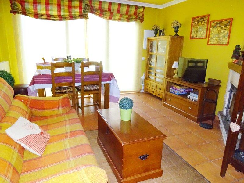 CASA SAN LAZARO, holiday rental in Villoslada de Cameros