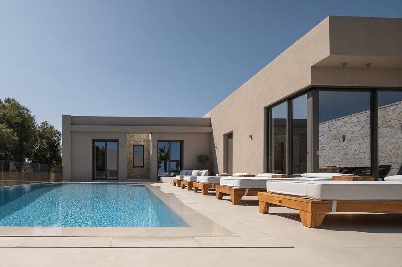 Melia Amalthia Villa, an Evanescence Retreat, vacation rental in Tavronitis