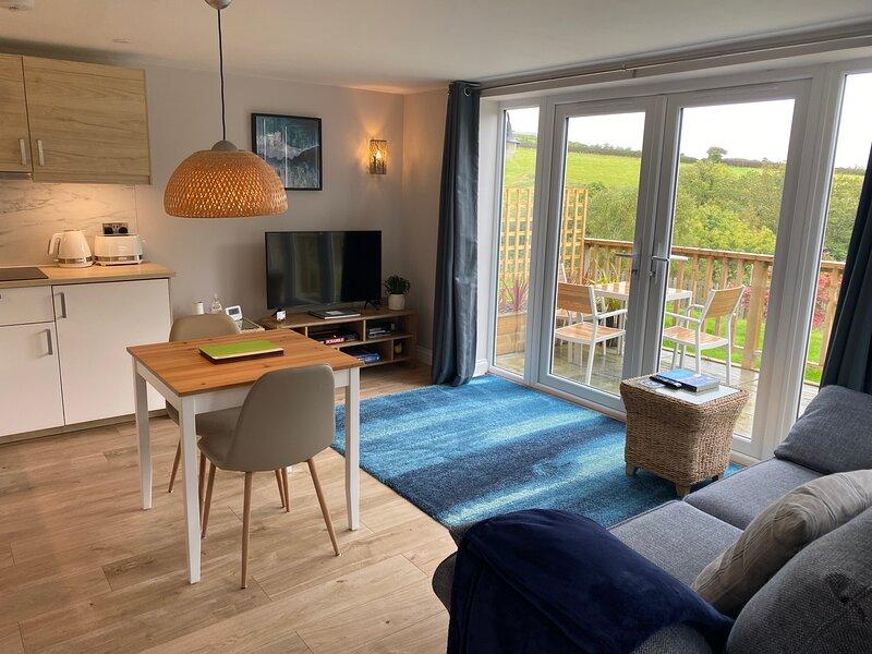 The Burrow Devon, vacation rental in Dunsford