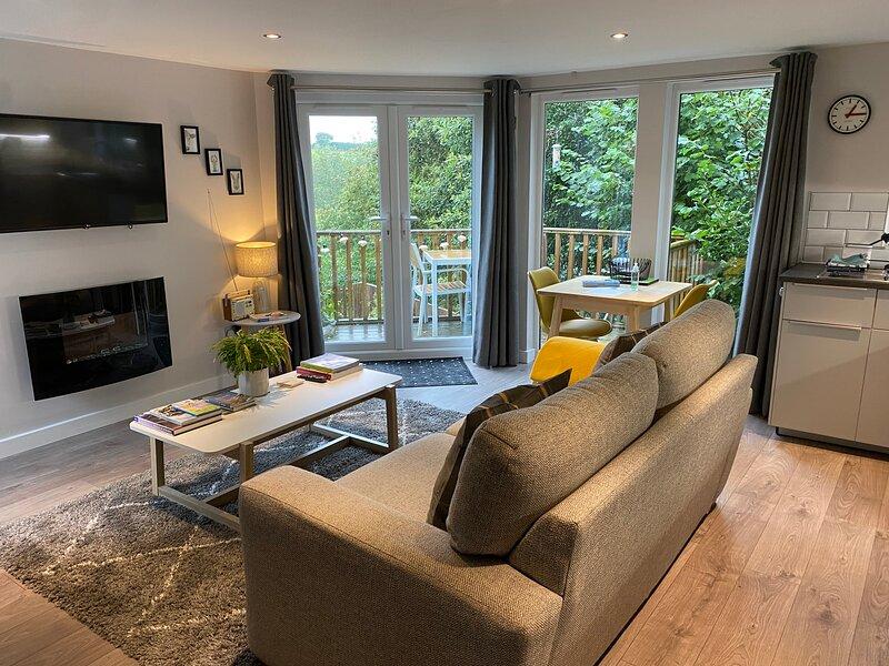 The Hutch Devon, vacation rental in Dunsford