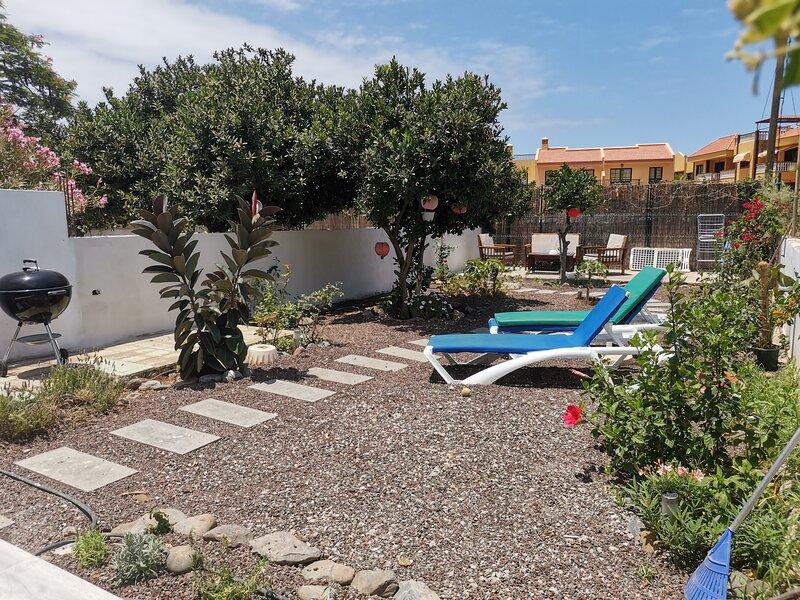 Exclusivo adosado Medanos C 100 mts de la playa, casa vacanza a La Gomera