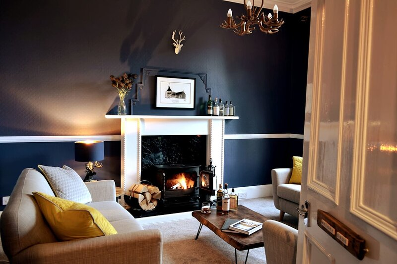 CopperBroc -Whisky house in the Scottish Highlands, holiday rental in Archiestown