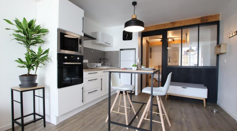 Appartement Neuf tout confort Le Saint Pierre, holiday rental in Monein