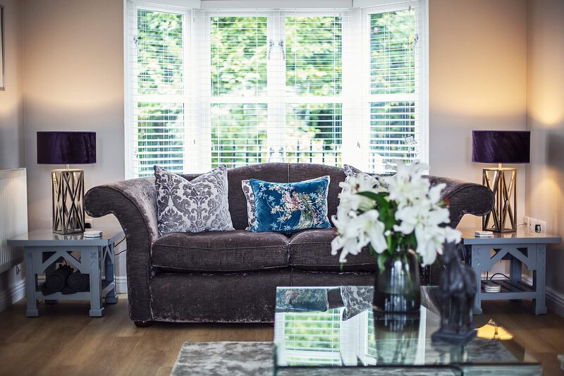Larchfield Grange, vacation rental in Pandy