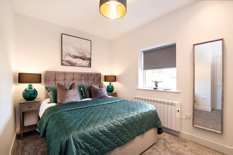 Bishopthorpe Road Luxury Apartment 1, location de vacances à Fulford