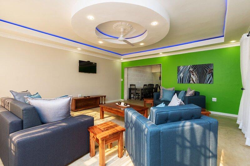 Immaculate 3-Bed Apartment in Victoria Falls, alquiler vacacional en Cataratas Victoria