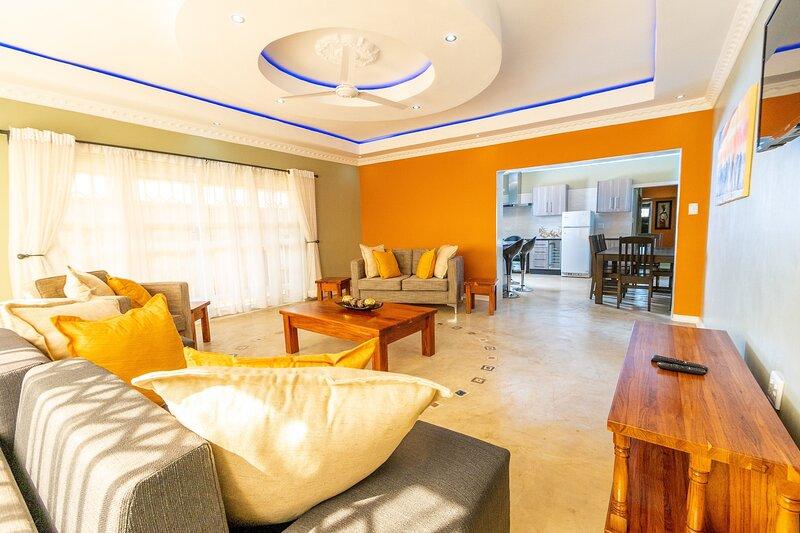 Stunning 3-Bed Apartment in Victoria Falls, alquiler vacacional en Cataratas Victoria