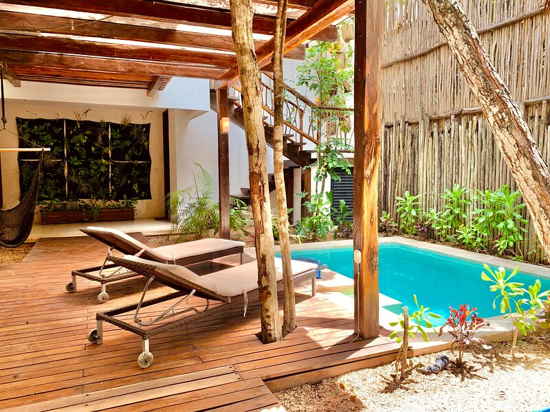 Villa Vainilla Tulum By Orchid House Hotels, holiday rental in Tulum Beach