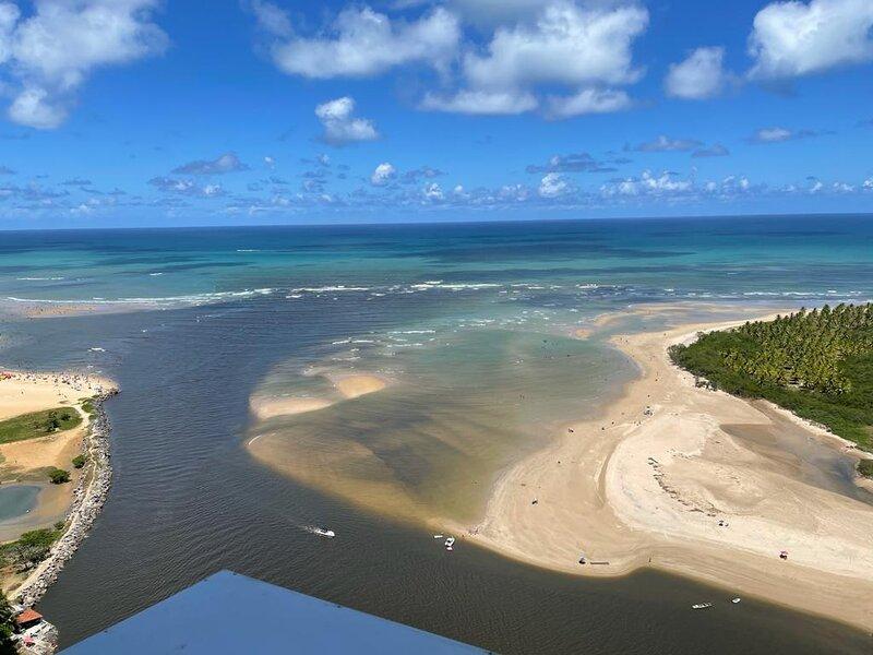 Luxury Brand New 1-Bed Apartment in Jangada, aluguéis de temporada em Mato Grosso