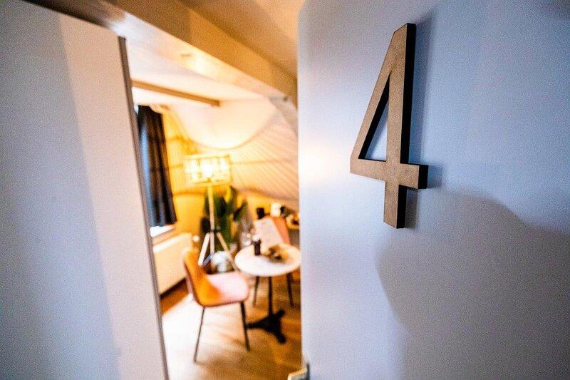 Bambu Sleep Boutique double room 4, aluguéis de temporada em Haarlem