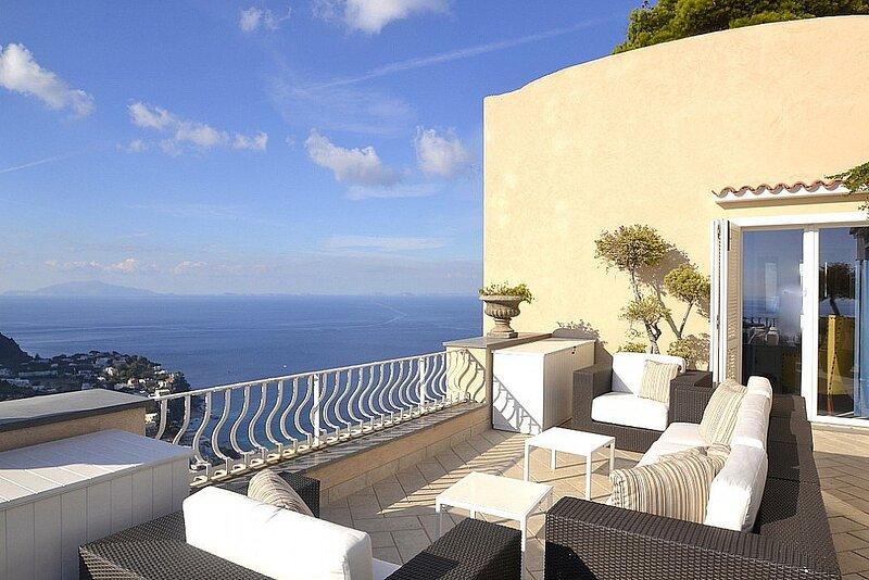 Villa Due Marine, vacation rental in Capri