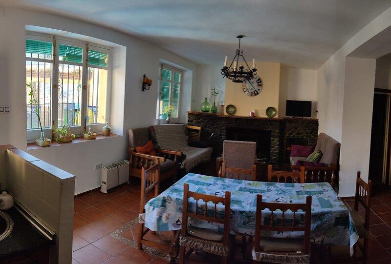 El Ventorrillo, alquiler de vacaciones en Güéjar Sierra