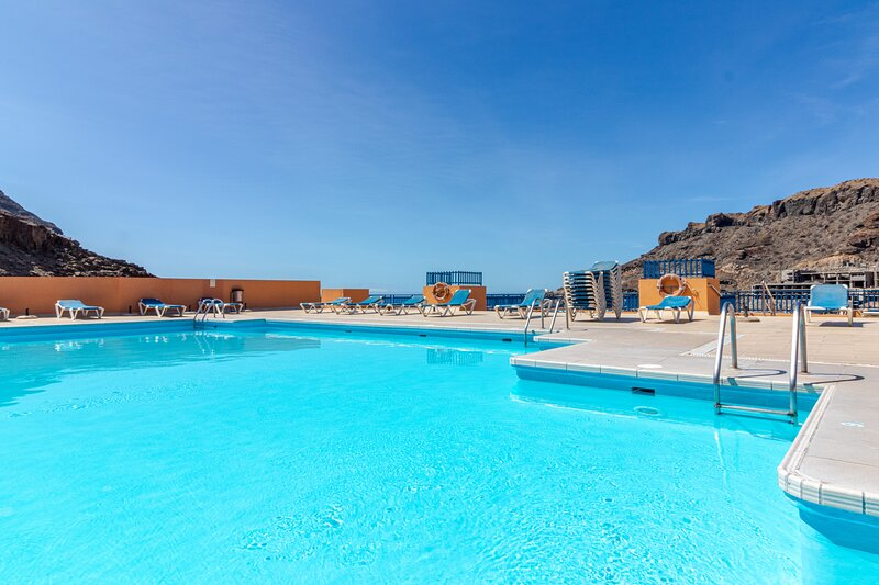 Flatguest Balcon de Taurito + A/C + Terrace + FastWifi, aluguéis de temporada em Puerto de Mogan
