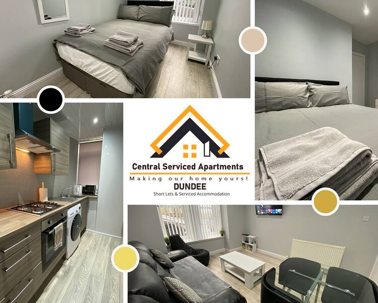 Central Serviced Apartments - Campbell Street, holiday rental in Dundee