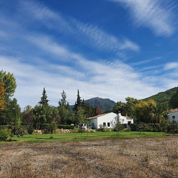 Casa rural El Molino de Abajo Sierra de Grazalema, location de vacances à Prado del Rey
