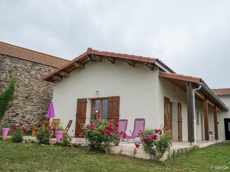 Les Lilas de Sagheat, aluguéis de temporada em Saint-Beauzire