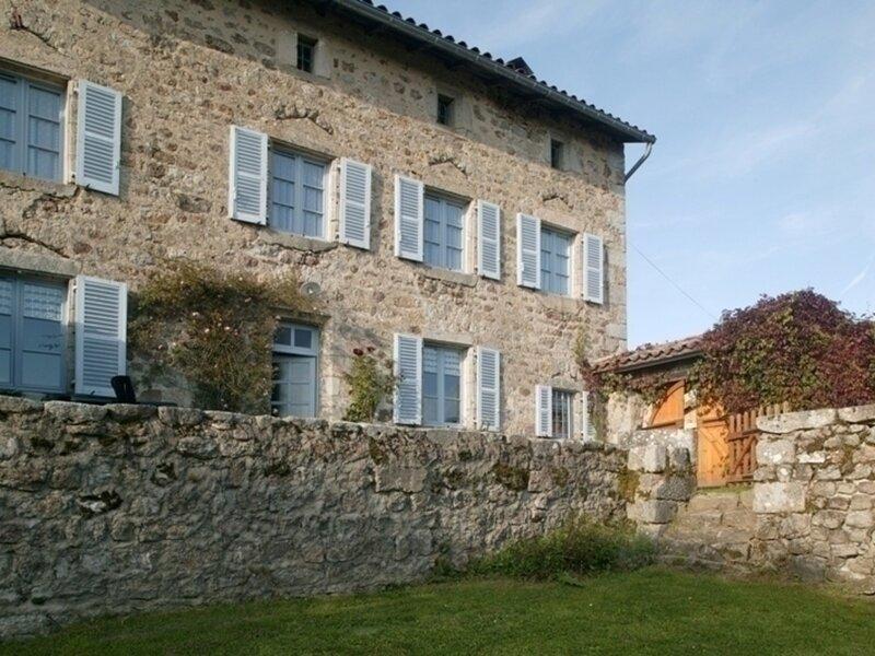 Ancienne cure, holiday rental in Saint-Bonnet-le-Chateau