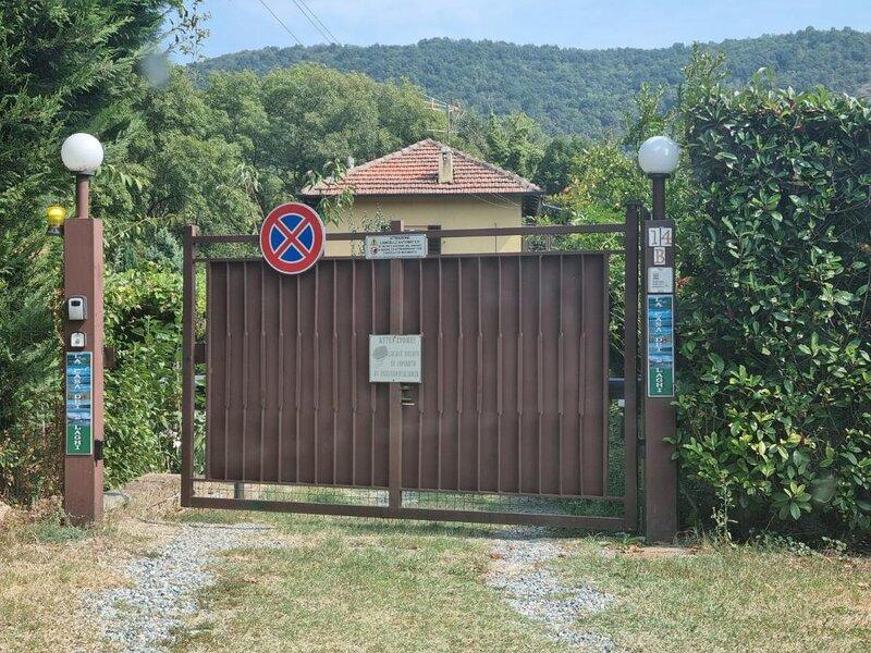 La casa dei 2 Laghi garden View, holiday rental in Coazze