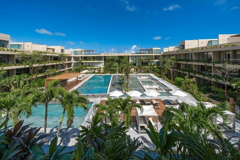 Mistiq Tulum Luxury Condos, holiday rental in Tulum Beach