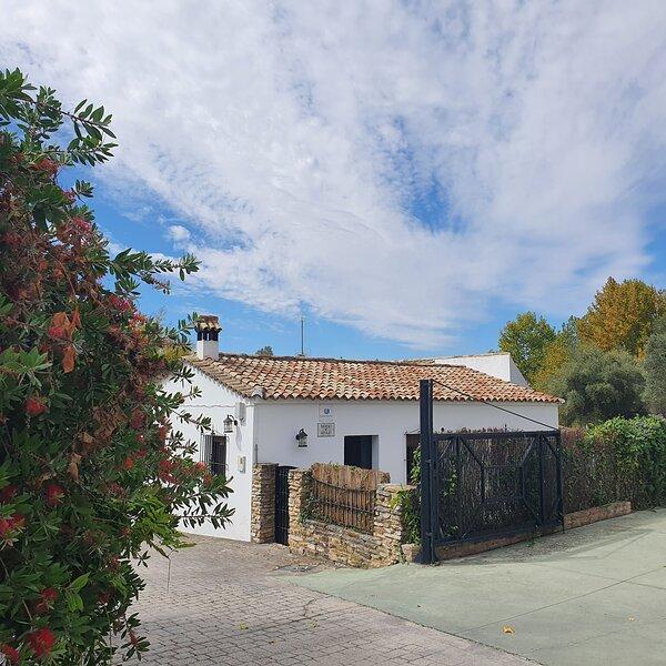 casa rural sierra de cadiz, location de vacances à Prado del Rey