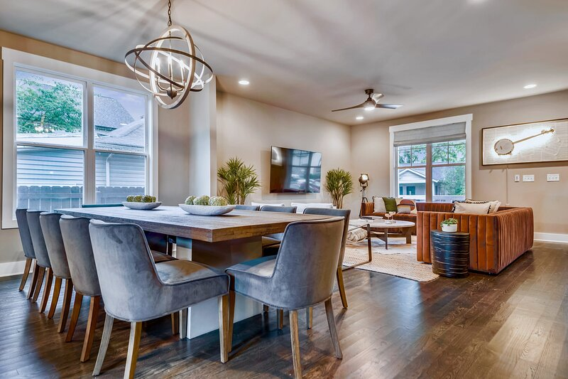 Private Single Family Luxury Home |near Germantown, holiday rental in Whites Creek