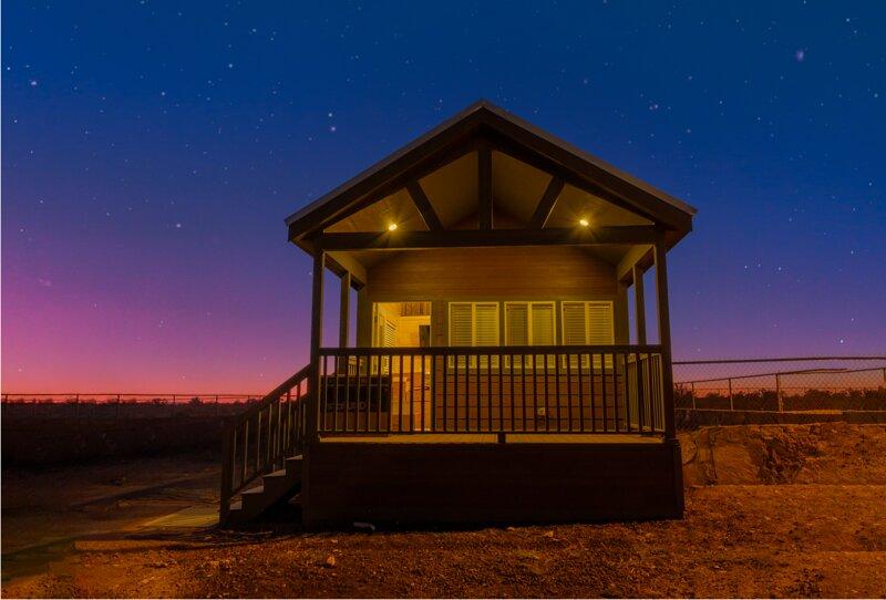 Grand Canyon Ridge # 77 (Glamping Site), alquiler vacacional en Williams