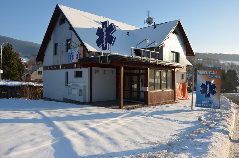 Apartement C im Riesengebirga Gumed C, casa vacanza a Vysoke nad Jizerou