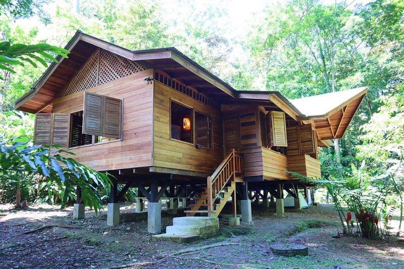 Idilio Garden Chic Cottage, alquiler de vacaciones en Cocles