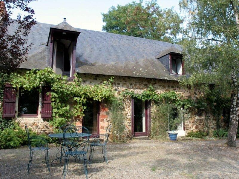 Le Logis de Maisonneuve, aluguéis de temporada em Chateau-Gontier