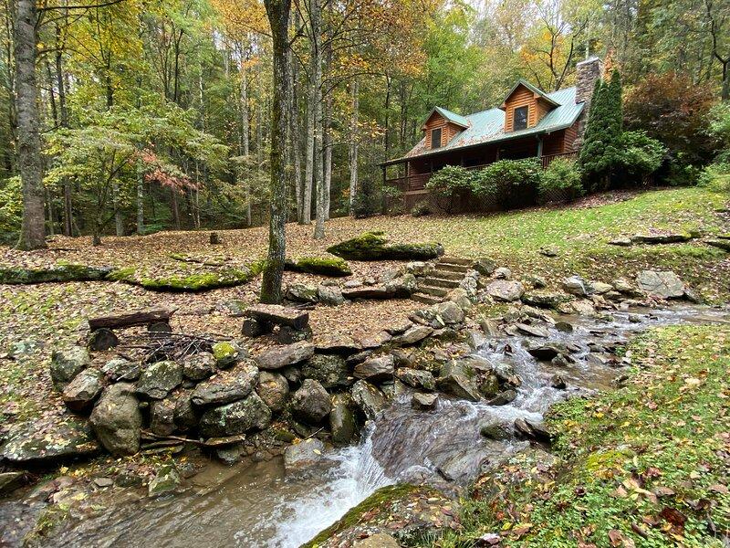 A Bear's Creek, casa vacanza a Foscoe