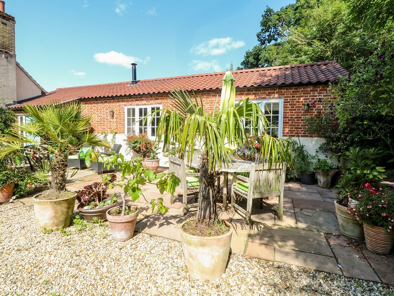 The Old Stables, Litcham, vakantiewoning in Wellingham
