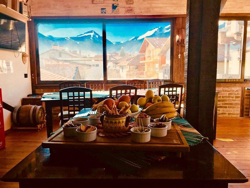 Chalet Garibaldi - Fully catered, British hosts, vacation rental in Blagoevgrad Province