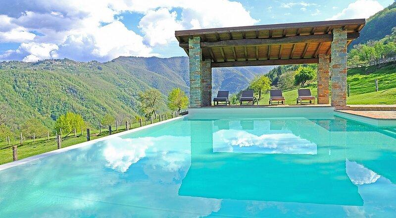 Casa Robia A, casa vacanza a Pievepelago