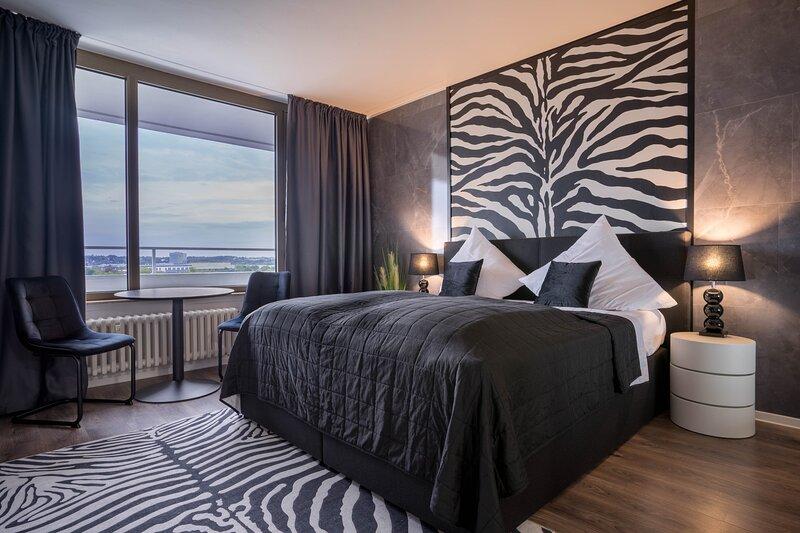 RüSuite II - Gemütliches Apartment in Rüttenscheid, aluguéis de temporada em Essen