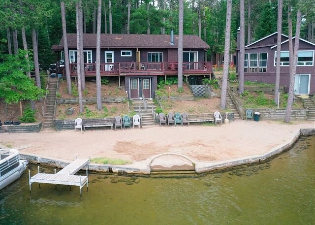 Arlington - Elbert's - Hiller Vacation Homes - Free WIFI, casa vacanza a Lake Tomahawk